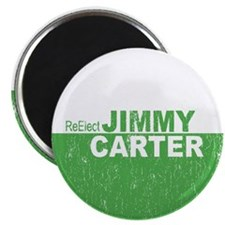 Re-Elect Jimmy Carter Magnet
