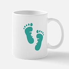 Baby feet Mugs