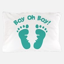 Boy Oh Boy! Pillow Case