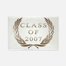 class of 2007 Rectangle Magnet