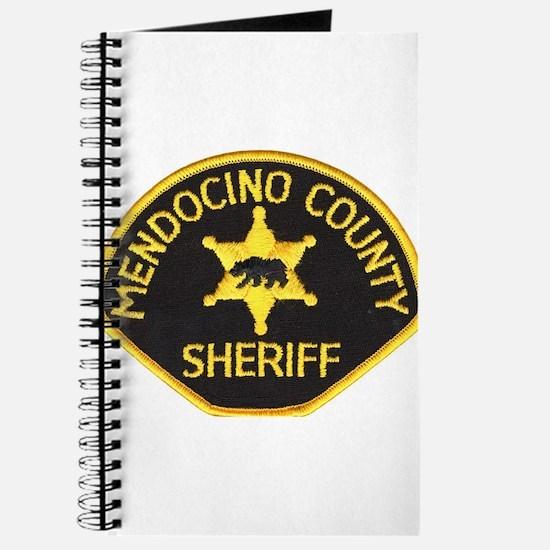 Mendocino County Sheriff Journal