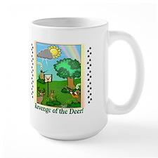 """""""Revenge of the Deer"""" Mug"""