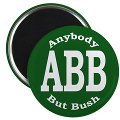 Anybody But Bush Magnet (10 pack)