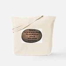 Precious Potatoe Precious says Tote Bag