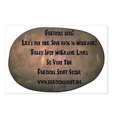 Precious Potatoe Precious says Postcards (Package