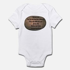 Precious Potatoe Precious says Infant Bodysuit