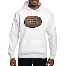Precious Potatoe Precious says Hoodie Sweatshirt