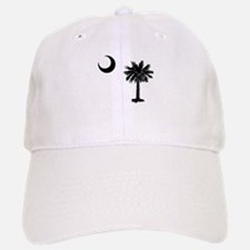 South Carolina Palmetto Baseball Baseball Cap