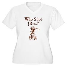 Who Shot JR102c T-Shirt