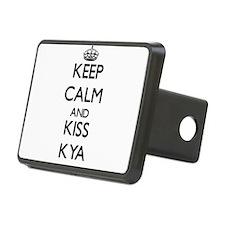Keep Calm and kiss Kya Hitch Cover