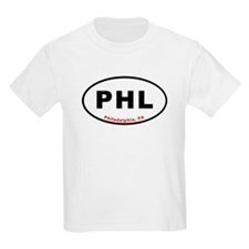 Philadephia Oval T-shirts T-Shirt