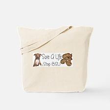 bsl 1 Tote Bag