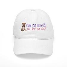 bsl 2 Baseball Cap