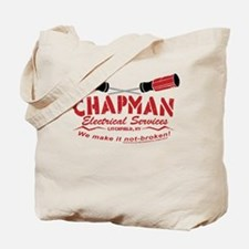 Chapman's Electrical Services Tote Bag
