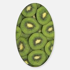Kiwifruit Sticker (Oval)