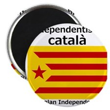 Catalan Independence (F and B) Magnet