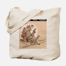 Cute Funny uke Tote Bag