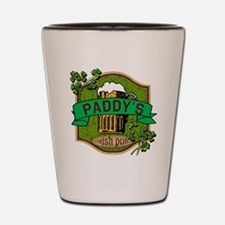 Paddy's Irish Pub Shot Glass