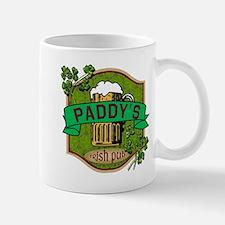 Paddy's Irish Pub Small Small Mug