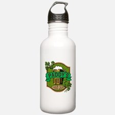 Paddy's Irish Pub Water Bottle