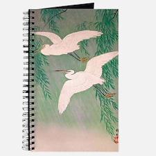 Flying White Birds Journal