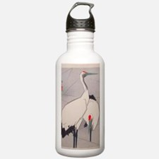 Big Birds Japanese Vin Water Bottle