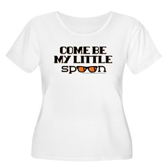 Come Be My Little Spoon T-Shirt