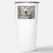 Chickadee Haven Travel Mug