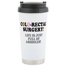 COLO-RECTAL SURGERY - L Travel Mug