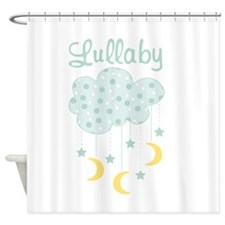 Yullaby Shower Curtain