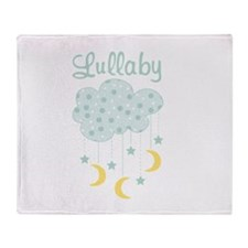 Yullaby Throw Blanket