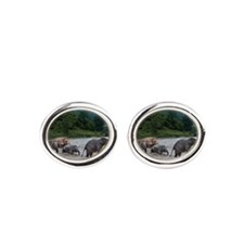 Traveling Family Cufflinks