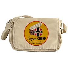 Santa Fe Super Chief1 Messenger Bag