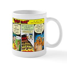 Global Warming it's real! Mug