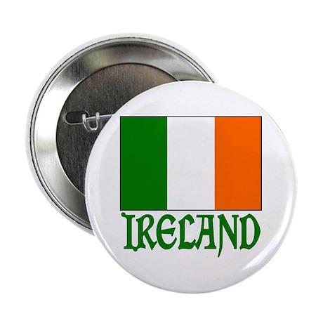 Irish Flag & Ireland Button