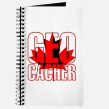 Maple Leaf Geocacher Journal