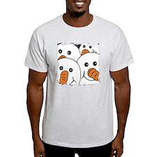 Gang of Four Snowmen New Design T-Shirt