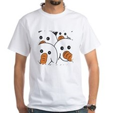 Gang of Four Snowmen New Design Shirt