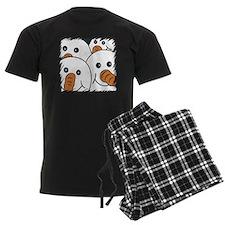 Gang of Four Snowmen New Desig Pajamas