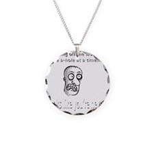a-hole Necklace Circle Charm