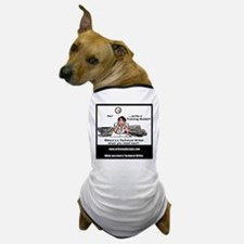 Technical Writer Dog T-Shirt