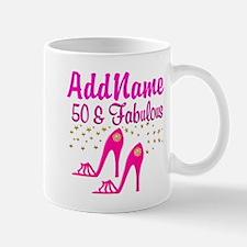 FIERCE 50TH Mug