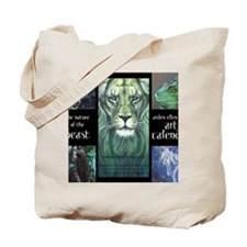 Nature of the Beast Tote Bag