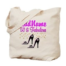 50TH SHOE QUEEN Tote Bag