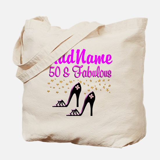 50TH SHOE QUEEN Tote Bag