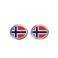 norwegen/norway Cufflinks