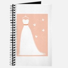 White Wedding Dress Journal
