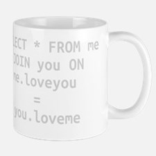 Love You = Love Me Mug