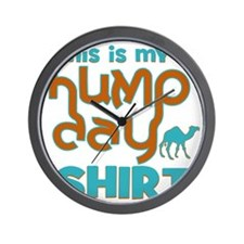 This is my Hump Day Wall Clock