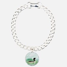 Watercolor Loon Wilderne Bracelet